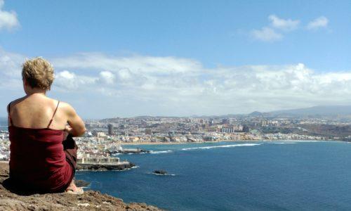 Sinnikäs Leila löysi unelmiensa kodin Espanjasta