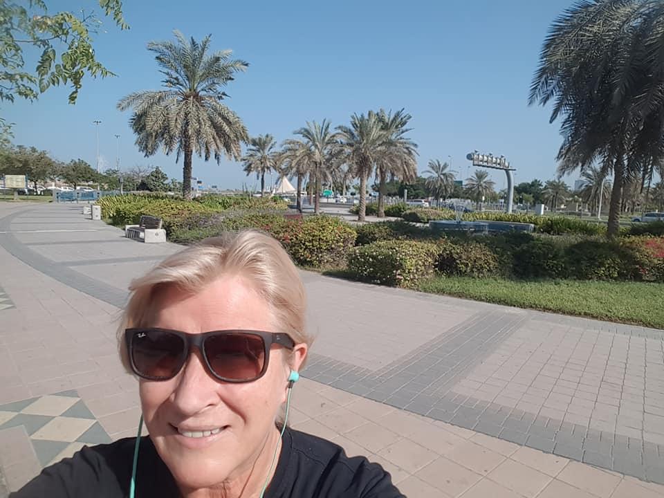 Maryn elämää rikastaa ulkomailla työskentely
