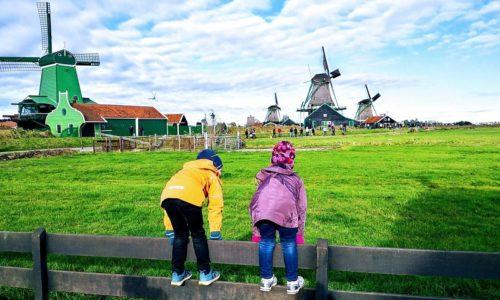 Ulkosuomalainen Mira myi omaisuutensa ja loi elämän Amsterdamiin