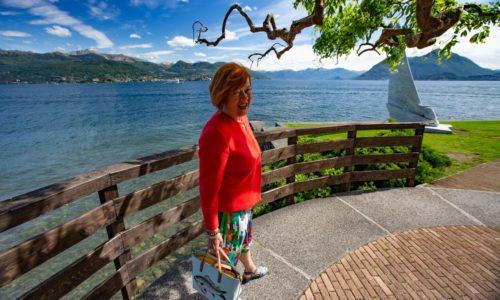 Ikkunasta siintävät Lago Maggio ja alppimaisemat – lue Pirjon kaksi vinkkiä Italian-asunnosta haaveileville