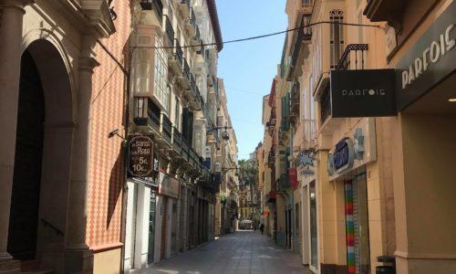 Korona_hiljensi_Espanjan