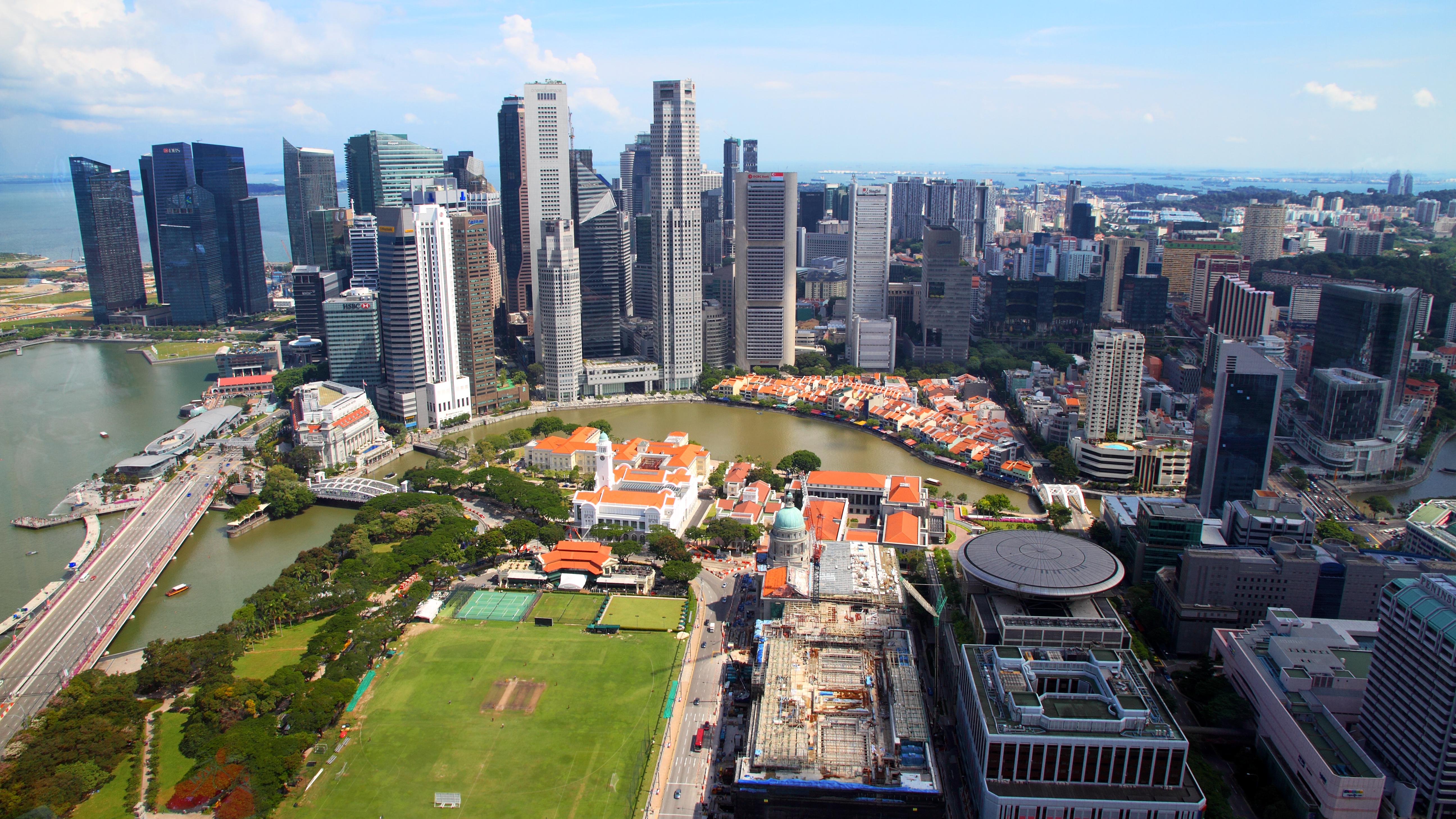 Singaporessa asuva Minna nauttii yrittäjän vapaudesta ja vehreästä luonnosta