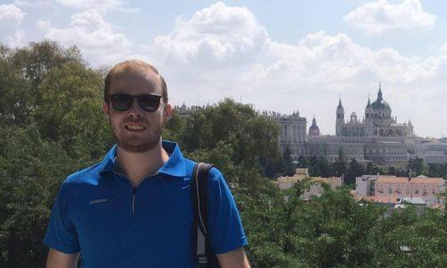 Espanjassa opiskelu houkutteli Akun Zaragozaan